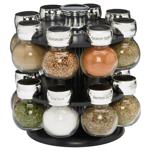 Kamenstein Ellington 16 Jar Spice Rack Target