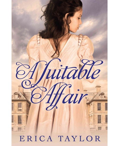 Suitable Affair (Paperback) (Erica Taylor) - image 1 of 1