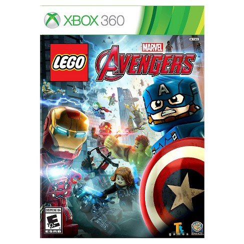 LEGO® Marvel Avengers PRE-OWNED Xbox 360 - image 1 of 1