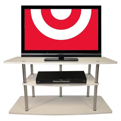 """3-Tier TV Stand 42"""" - Convenience Concepts : Target"""