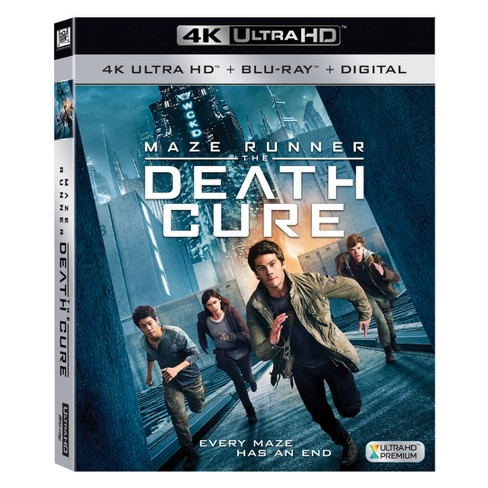 Maze Runner: Death Cure (4K/UHD + Blu-ray + Digital) - image 1 of 1