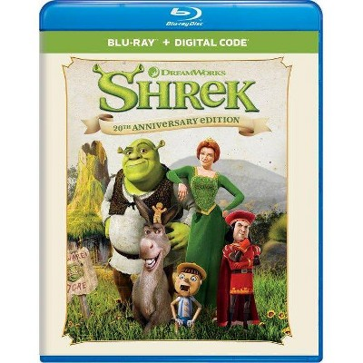 Shrek (Blu-ray)(2021)