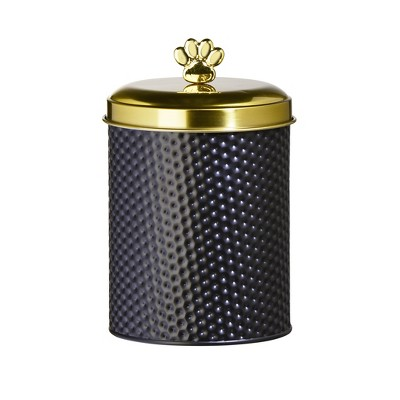 Amici Pet Woofgang Metal Food Canister, 70oz