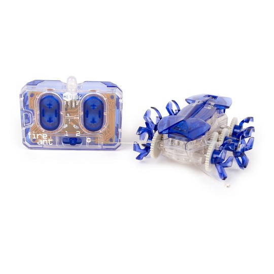 HEXBUG Fire Ant - IR Remote Control (Colors Vary) image number null