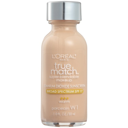 L'Oreal® Paris True Match Super-Blendable Makeup - Fair Shades - 1.0 fl oz - image 1 of 4