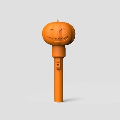 Kids' Incandescent Pumpkin Figural Halloween Flashlight