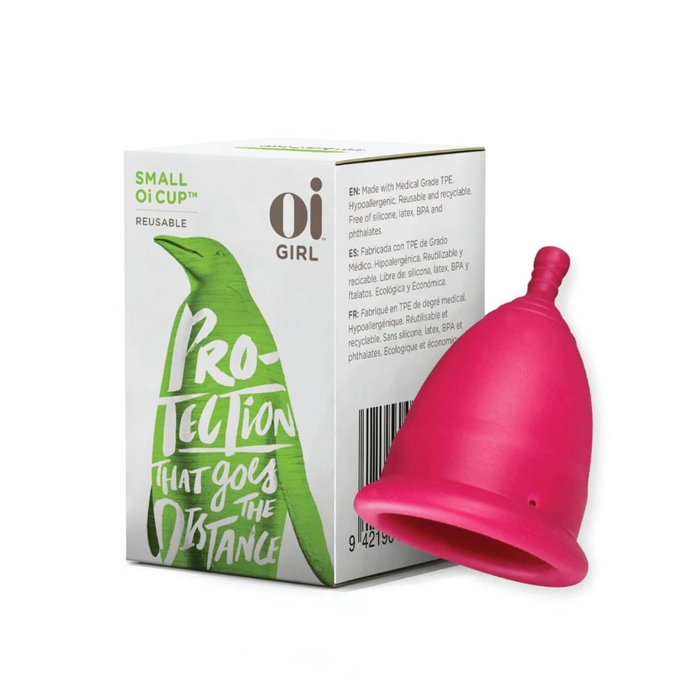 Organic Initiative Girl Menstrual Cup 8211 S