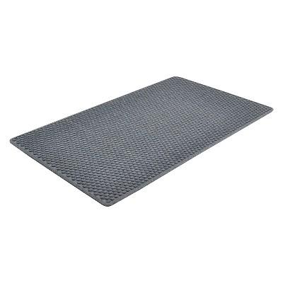 Slate Blue Solid Doormat - (2'X3') - HomeTrax