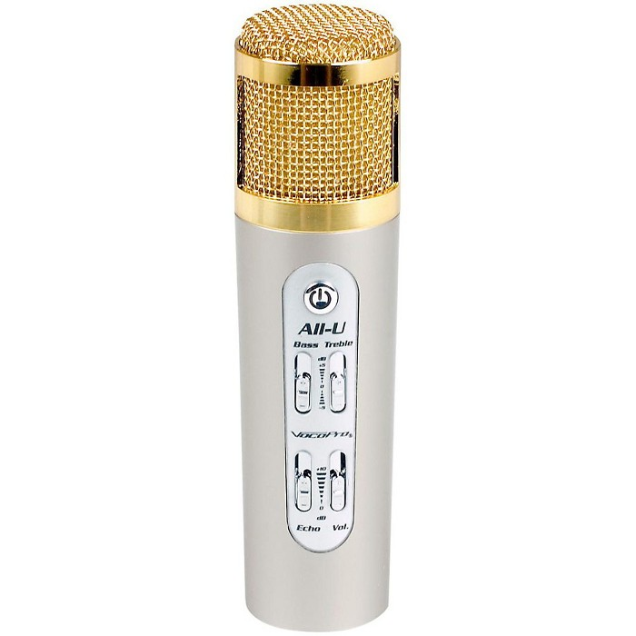 VocoPro All-U Karaoke Mic for Android and iOS - image 1 of 6