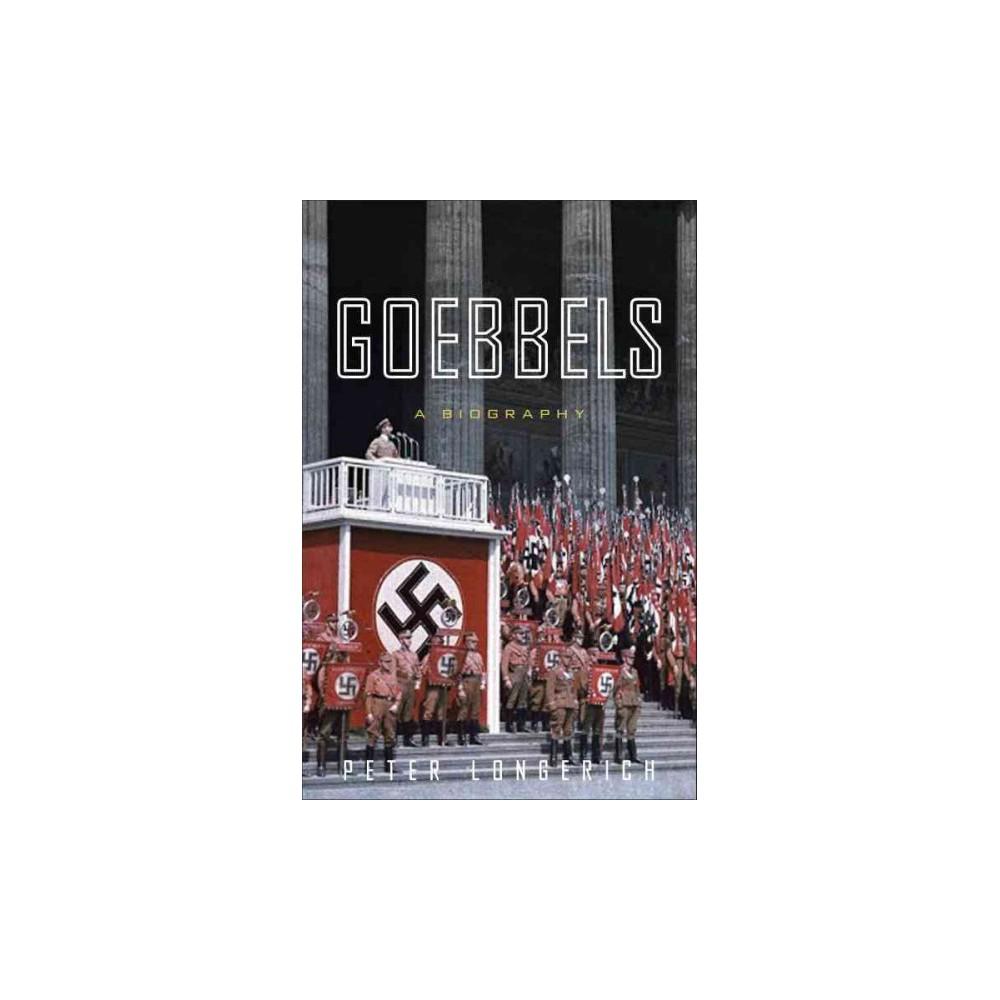 Goebbels (Hardcover), Books
