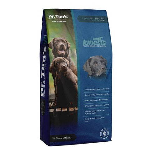 Dr. Tim's Kinesis All Life Stages Premium Dry Dog Food - image 1 of 3