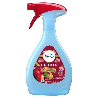 Febreze Fabric Air Freshener - Fresh Twist Cranberry - 27 fl oz