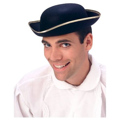 0f89d37df Halloween Men's Tricorn Hat Black