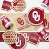 20ct University Of Oklahoma Sooners Napkins - NCAA - image 2 of 2