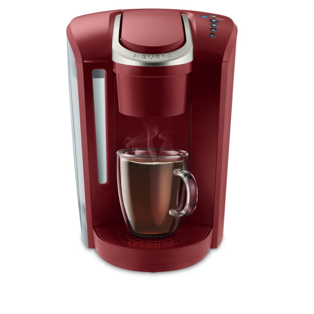 Keurig K-Select Single Serve Coffee Maker – Vintage Red, Matte Red 52886679