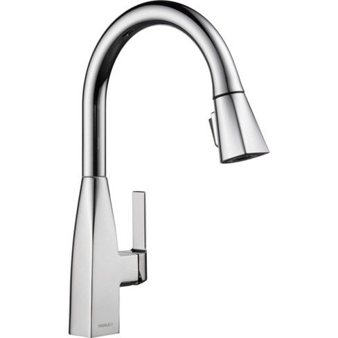 Peerless P7919LF Xander 1.5 GPM Single Handle Pull-Down Kitchen Faucet