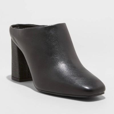 Women's Paula Mule Heels - A New Day™