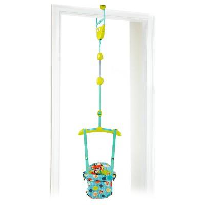 Bright Starts™ Kaleidoscope Safari™ Door Jumper - Blue