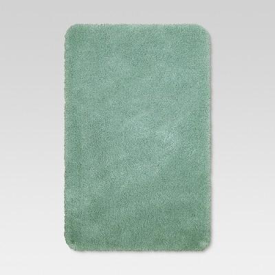 Performance Nylon Bath Rug Surf Aqua (23 x37 )- Threshold™