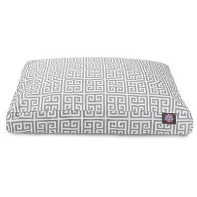 Majestic Pet Towers Rectangle Dog Bed - Gray - Extra Large