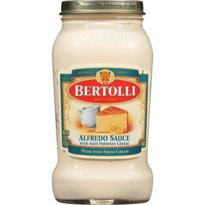 Pasta Sauce: Bertolli