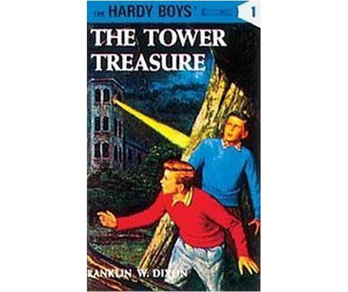 Tower Treasure (Hardcover) (Franklin W. Dixon) - image 1 of 1