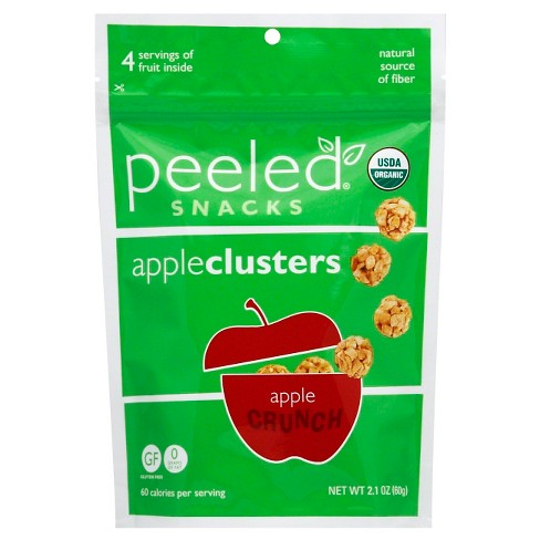 Peeled Apple Clusters 2.1oz - image 1 of 1