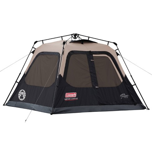 Coleman 4-Person Instant Cabin Tent - Gray - image 1 of 4