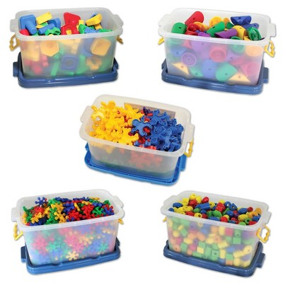 Joyn Toys Build and Learn Kit  - Includes 5 Sets