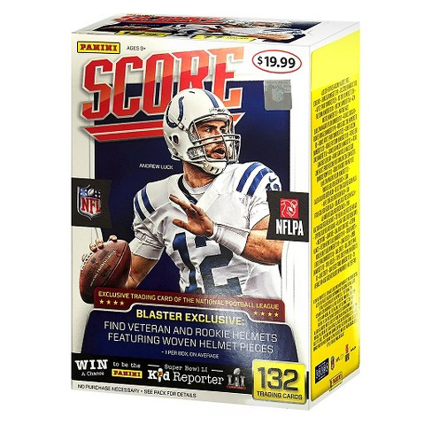 Score 2016 NFL Full Box Trading Cards - image 1 of 2