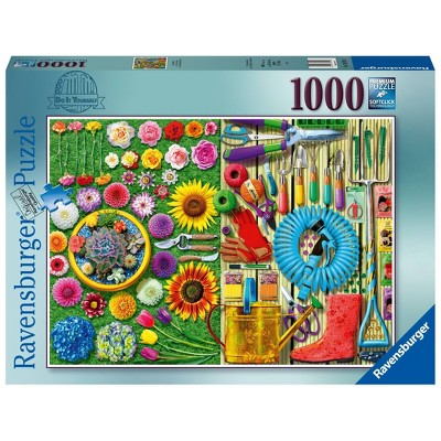 Ravensburger In the Garden Jigsaw Puzzle - 1000pc