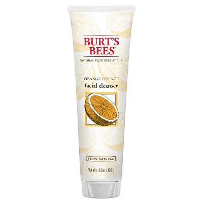 Burt's Bees Orange Essence Facial Cleanser - 4.34oz