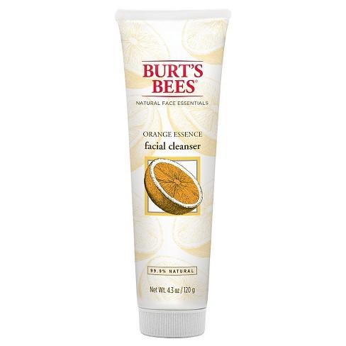 Burt's Bees Orange Essence Facial Cleanser - 4.34oz - image 1 of 2