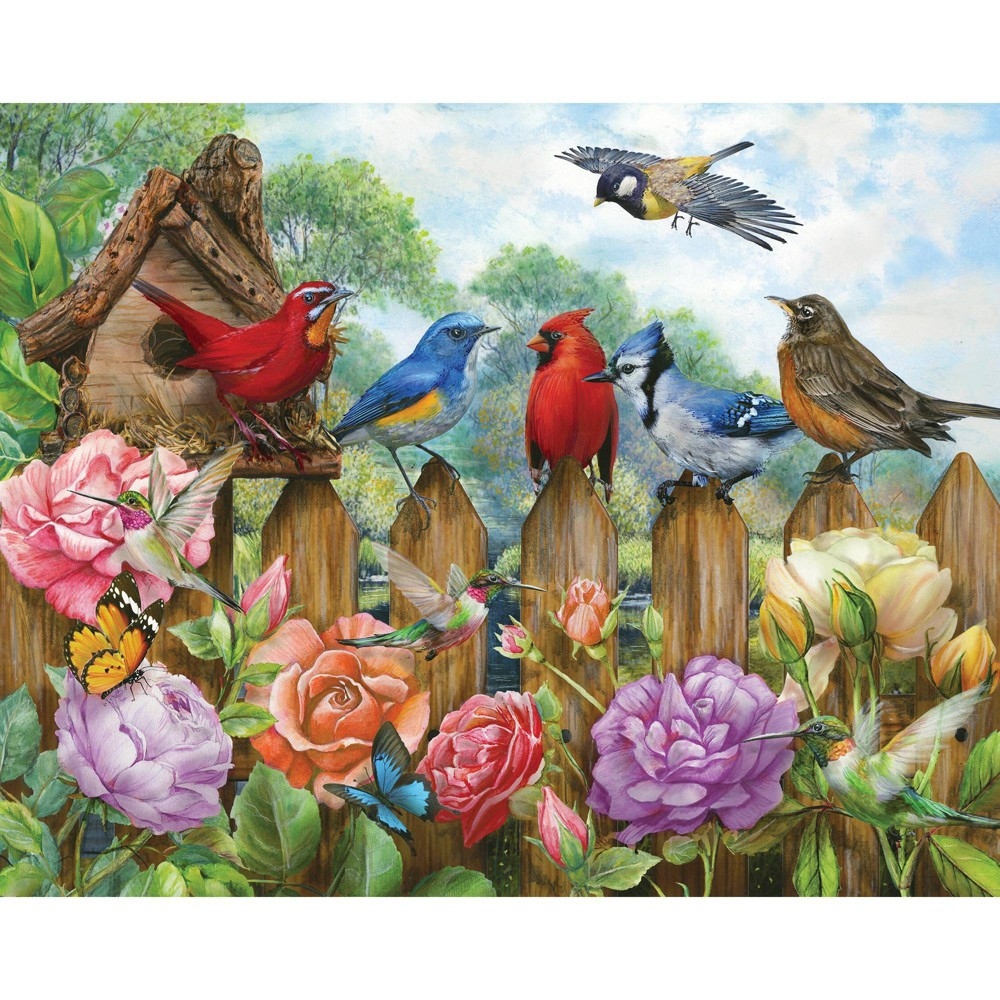 Springbok Morning Serenade Jigsaw Puzzle 500pc