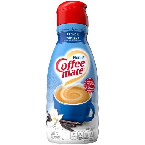 Coffee Mate French Vanilla Coffee Creamer - 1qt - image 1 of 4
