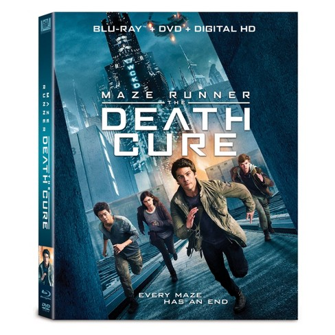 Maze Runner: Death Cure (Blu-Ray + DVD + Digital) - image 1 of 1