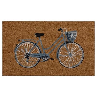 Bicycle Outdoor Doormat - 18 x30  - Threshold™