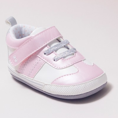Baby Girls' Surprize by Stride Rite Evie Sneaker Mini Shoes - Pink 6-12M