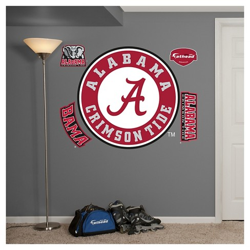 NCAA Fathead Big Logo Wall Decal - image 1 of 1