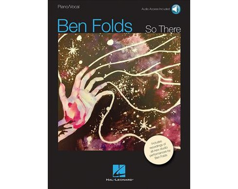 Ben Folds So There : Piano / Vocal -  (Paperback) - image 1 of 1