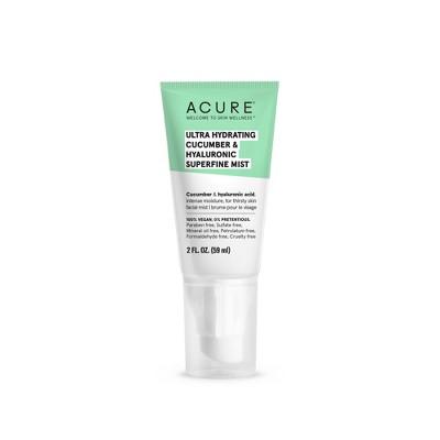 Acure Ultra Hydrating Cucumber Superfine Mist - 2 fl oz