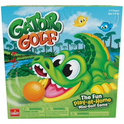 Goliath Gator Golf Game