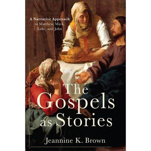 Gospels as Stories - (Hardcover) - image 1 of 1