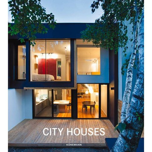 City Houses - (Contemporary Architecture & Interiors) by  Claudia Martinez Alonso (Hardcover) - image 1 of 1