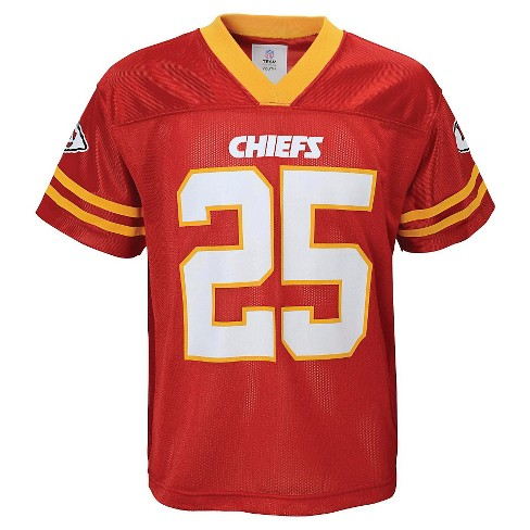 promo code ad892 489af Jamaal Charles Kansas City Chiefs Toddler/Infant Boys' Jersey 4T