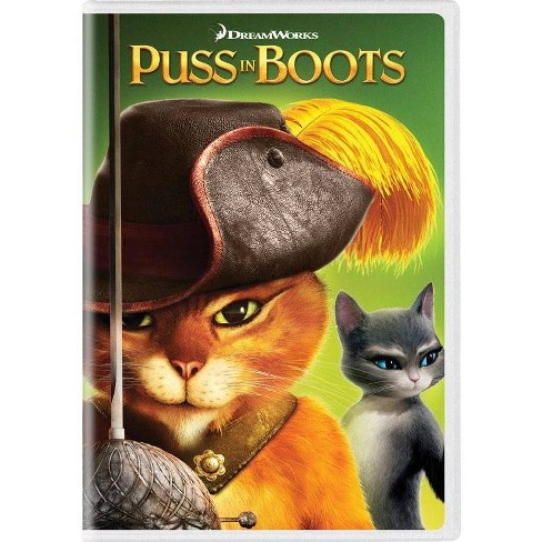 Puss In Boots Dvd Target