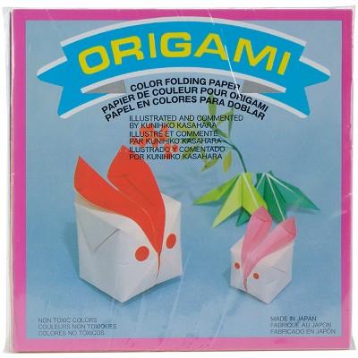 "Origami Paper 5.875""X5.875"" 300/Pkg-Assorted Colors"