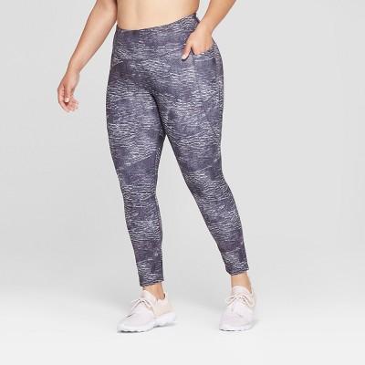 65ca7e653d719 Women's Plus Size Studio Mid-Rise Leggings 25