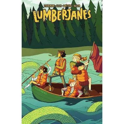 Lumberjanes Vol. 3, 3 - by  Shannon Watters & Noelle Stevenson & Grace Ellis & Brooke A Allen (Paperback)