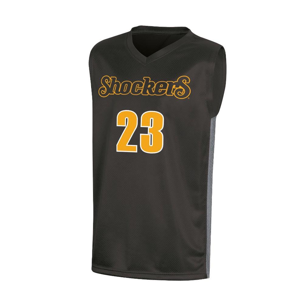 NCAA Boy's Basketball Jerseys Wichita State Shockers - L, Multicolored